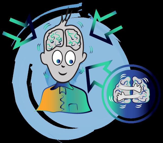 Cross hemisphere syncronizationn
