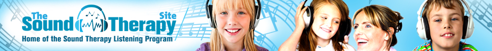 The Sound Therapy Site For Learning Challenges, Tinnitus and More