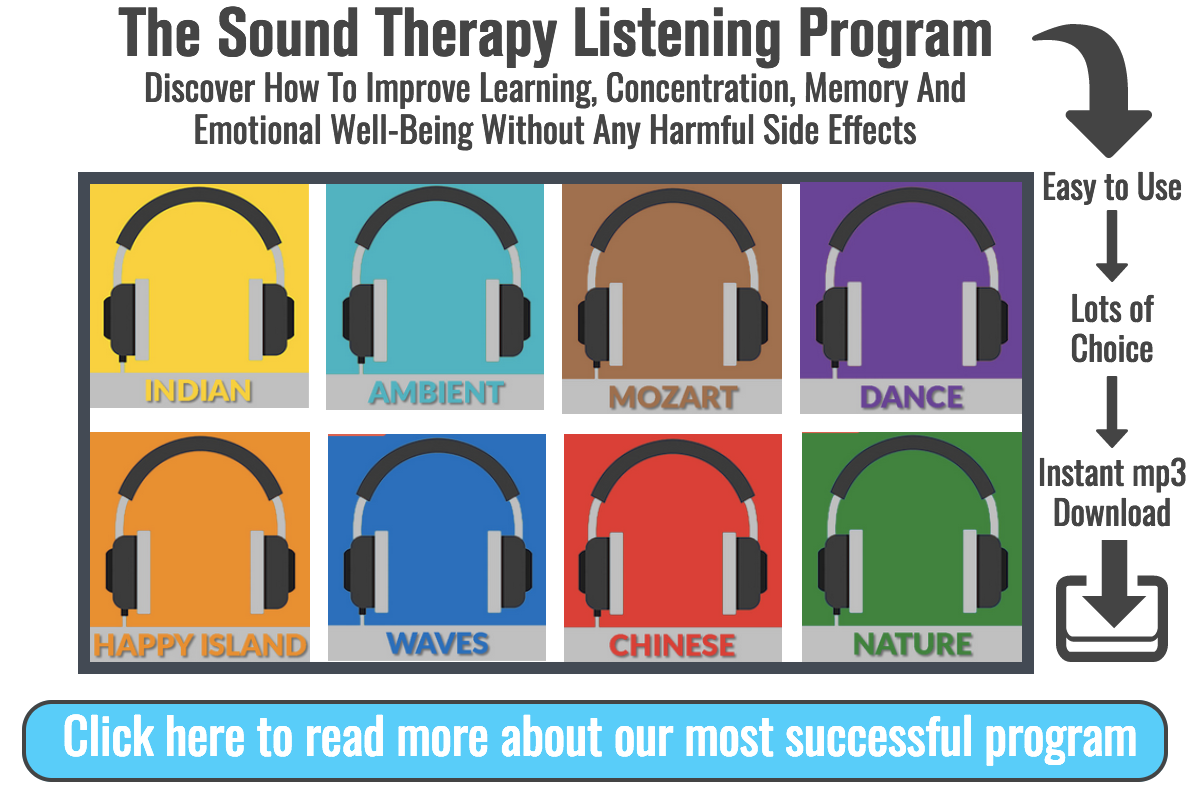 The Sound Therapy Listening Program
