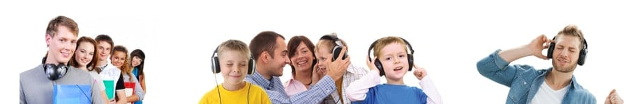 Sound therapy for auditory processing disorder