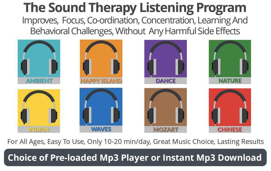 Sound Therapy Listening Program